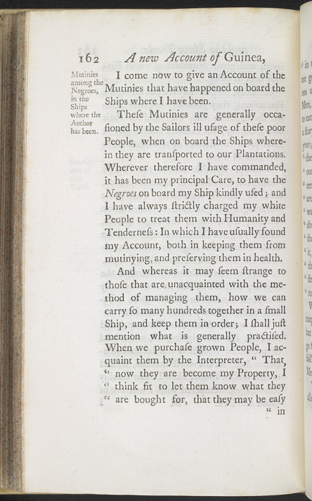 A New Account Of Some Parts Of Guinea & The Slave Trade -Page 162